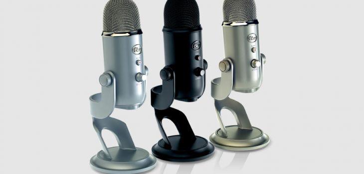 micrófonos de calidad