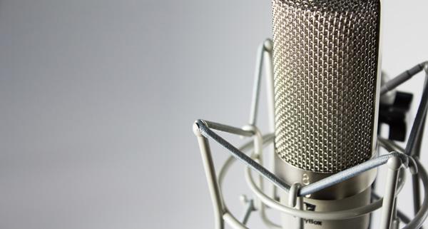 comprar micrófonos de cinta