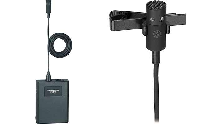 Micrófono Audio-Technica Pro 70