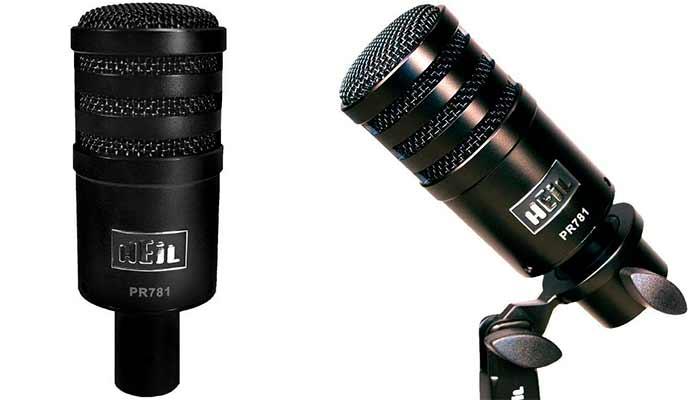 Micrófono Heil PR-781