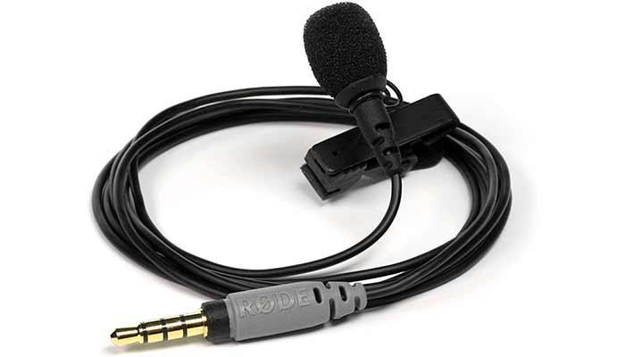 Micrófono Rode SmartLav +.