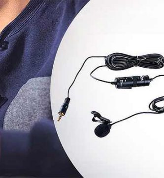 Micrófono de Solapa el mejor y más barato