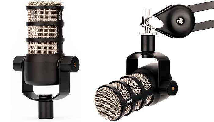 Micrófono Rode PodMic